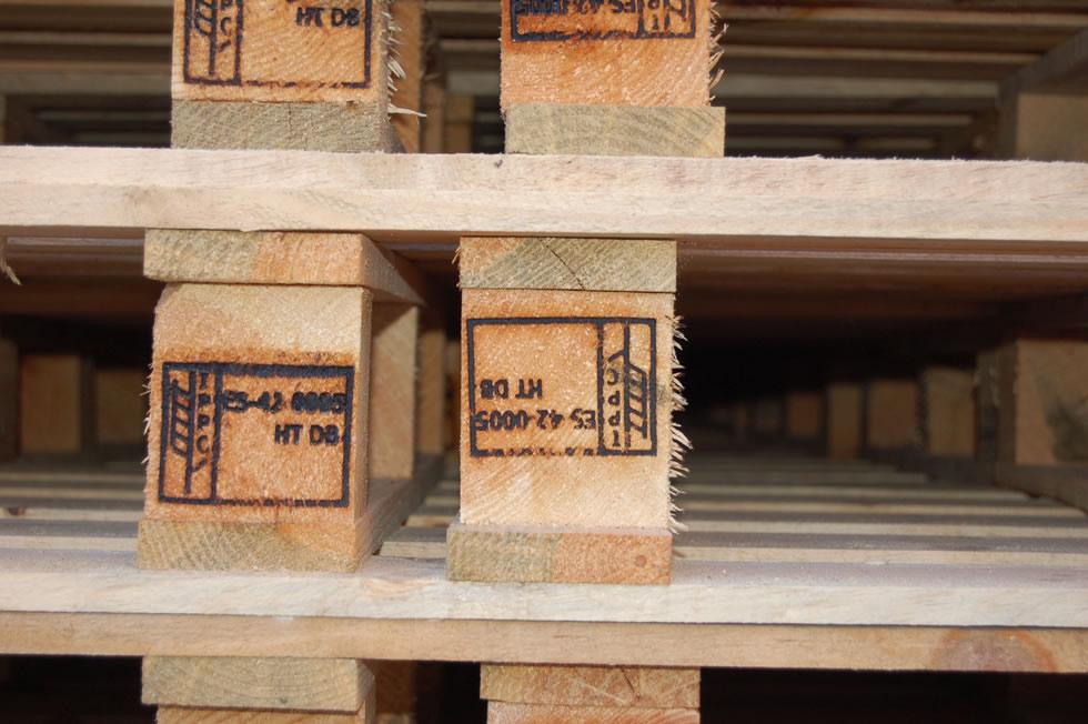 Todopalets: Nuevas instalaciones de secado y sello a fuego de certificado